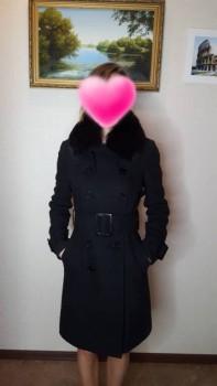 Дизайнерское зимнее пальто теплое 40-44р Москва - xRqdphB7QmY.jpg