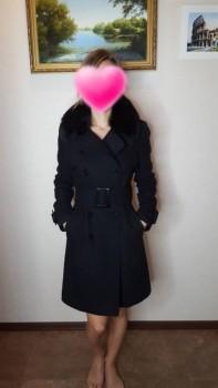 Дизайнерское зимнее пальто теплое 40-44р Москва - ejBuavqtAPQ.jpg